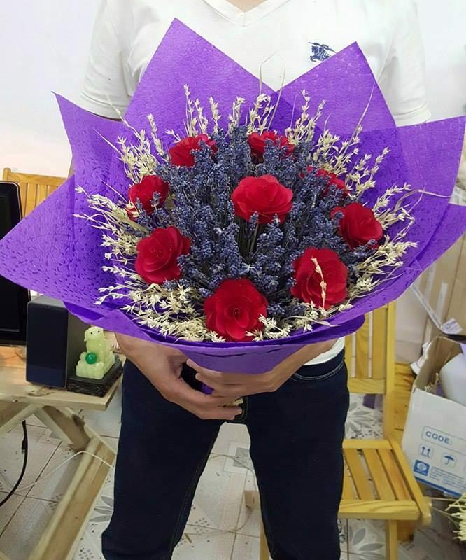 Một bó hoa Lavender giá bao nhiêu tiền? Vào xem ngay!
