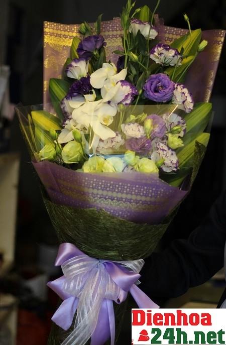 Bó Hoa đẹp 003