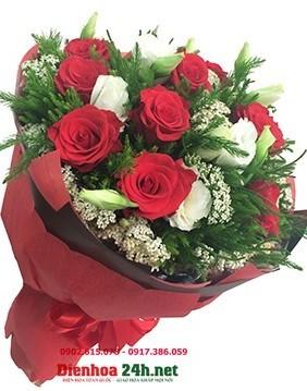 Bó hoa Đẹp  - Mãi Yêu